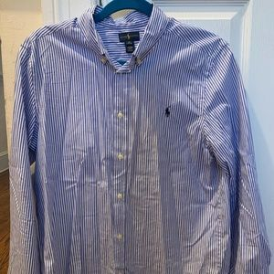 Polo Ralph Lauren Button Down shirt kids XL